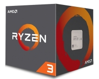 AMD Ryzen 3 1200 4 cores 3.1GHz (3.4GHz) Box