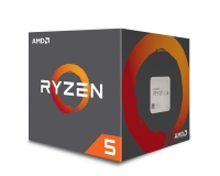AMD Ryzen 5 2600X 6 cores 3.6GHz (4.2GHz) Box