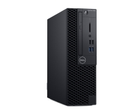 DELL OptiPlex 3060 SF i3-8100 4GB 128GB SSD DVDRW Win10Pro 3yr NBD