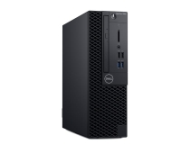 DELL OptiPlex 3060 SF i3-8100 4GB 128GB SSD DVDRW Ubuntu 3yr NBD