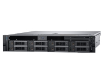 DELL PowerEdge R740 1x Xeon Silver 4110 8C 1x16GB H730P 2x300GB SAS 750W (1+1) 3yr NBD + Sine za Rack