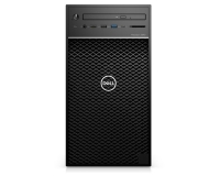 DELL Precision T3640 MT i7-10700K 16GB 512GB SSD Quadro P2200 5GB DVDRW Win10Pro 3yr NBD