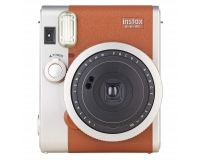 FUJIFILM Instax Mini 90 Digital Camera Brown