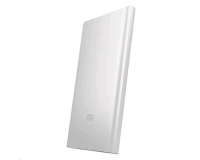 XIAOMI 5000mAh Mi Power Bank 2 (srebrna)