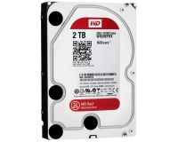"WD 2TB 3.5"" SATA III 64MB IntelliPower WD20EFRX Red"