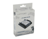 "LC-POWER LC-ADA-35-225 hard disk adapter 3.5"" - 2x 2.5"""