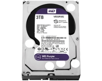 "WD 3TB 3.5"" SATA III 64MB IntelliPower WD30PURZ Purple"