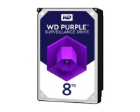 "WD 8TB 3.5"" SATA III 256MB IntelliPower WD81PURZ Purple"