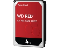"WD 4TB 3.5"" SATA III 64MB IntelliPower WD40EFAX Red"