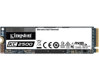 KINGSTON 1TB M.2 NVMe SKC2500M8/1000G SSDNow KC2500 series