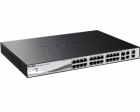 DES-1210-28P 28port fast ethernet PoE Smart switch