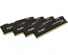 DIMM DDR4 64GB (4x16GB kit) 2400MHz HX424C15FBK4/64 HyperX Fury Black