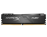 KINGSTON DIMM DDR4 8GB 2666MHz HX426C16FB3/8 HyperX Fury Black