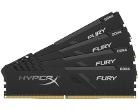 KINGSTON DIMM DDR4 128GB (4x32GB kit) 3200MHz HX432C16FB3K4/128 HyperX Fury Black