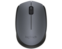 LOGITECH M170 Wireless sivi miš