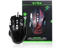 WEIBO WB-912 Gaming Optical USB crni miš