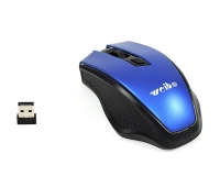WEIBO RF-2812 Wireless Optical USB plavi miš