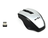 WEIBO RF-2812 Wireless Optical USB sivi miš