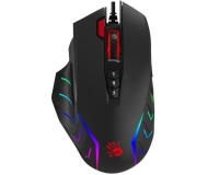 A4 TECH J95 Stone RGB Black Bloody USB