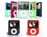 SAMSA MP3 player YH-655 MP3 4GB plavi