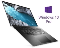 "DELL XPS 9700 17"" 4K UHD+ Touch 500nits i7-10750H 32GB 2TB SSD GeForce GTX 1650Ti 4GB Backlit FP Win10Pro srebrni 5Y5B"
