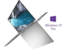 "DELL XPS 9500 15.6"" 4K Touch 500nits i7-10750H 16GB 1TB SSD GeForce GTX 1650Ti 4GB Backlit FP Win10Pro srebrni 5Y5B"