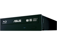 ASUS BC-12D2HT Blu-ray Combo crni