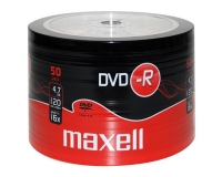 MAXELL DVD-R 4.7GB 16x 50/1