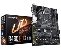 GIGABYTE B460 HD3 rev 1.0