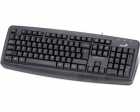 KB-110X PS/2 US crna tastatura