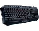 K20 Scorpion Gaming USB crna tastatura