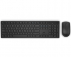 KM636 Wireless US tastatura + miš crna