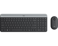 LOGITECH MK470 Wireless Desktop US Graphite tastatura + miš