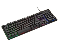 GENIUS K8 Scorpion Gaming USB US crna tastatura
