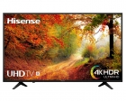 "50"" H50A6140 Smart LED 4K Ultra HD LCD TV"