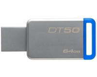 KINGSTON 64GB DataTraveler USB 3.0 flash DT50/64GB