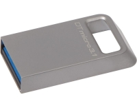 KINGSTON 128GB DataTraveler Micro USB 3.1 flash DTMC3/128GB srebrni