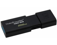 KINGSTON 256GB DataTraveler 100 Generation 3 USB 3.0 flash DT100G3/256GB