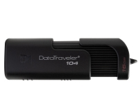 KINGSTON 16GB DataTraveler USB 2.0 flash DT104/16GB