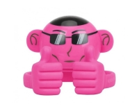 PROMATE Ape wireless speaker roze