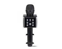 NO NAME WSTER L889 Portable Karaoke Bluetooth mikrofon crni